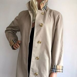 Vintage Burberry coat  very rare